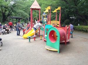 市 子供 公園 北本